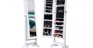 langria espejo joyero armario joyas